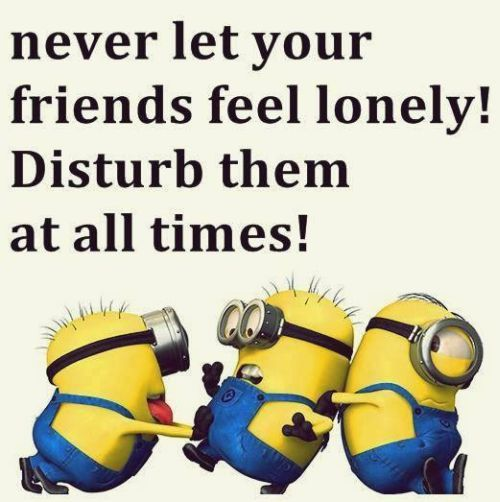 Best Friend Funny Quotes | Top 30 Minions Friendship Quotes 13 Friendship Quotes Best Friend