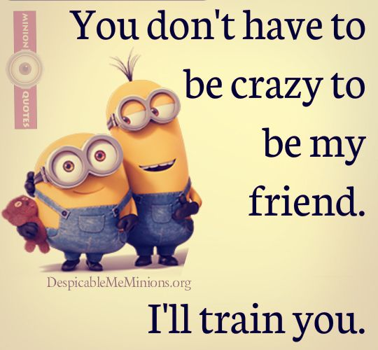 Top 60 Minions Friendship Quotes 60 Friendship Quotes Best Friend Mesmerizing Quotes With Pictures About Friendship