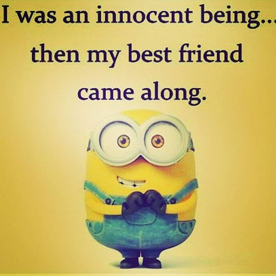 Top 60 Minions Friendship Quotes 60 Friendship Quotes Best Friend Enchanting Funny Quotes About Friendship