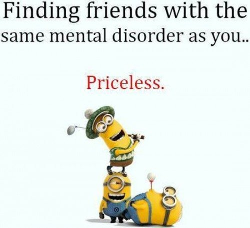Friendship Quotes Funny Pics : Top minions friendship quotes funny memes