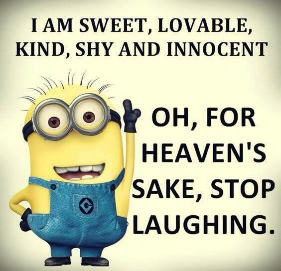 50 Funny Love Quotes And Sayings With Pictures: 40 Funny Minions Quotes And Sayings