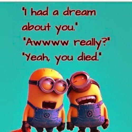 35 Best Hilarious Minions Memes #Minions #Hilarious