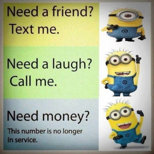 Top 25 Minion Humor Quotes #Minions #humor