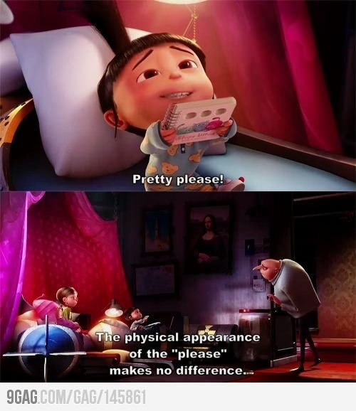 Top  30 Despicable me Quotes #Despicable me #Quotes