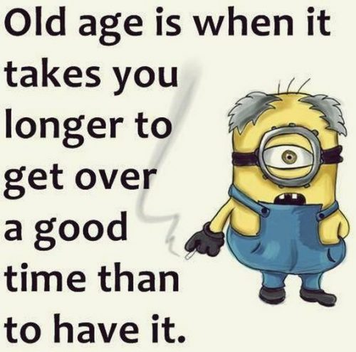 Top 30 Funny Birthday Quotes – Funny Minions Memes