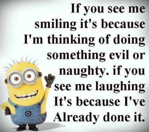 Pictures of Minions Facebook Quotes - #rock-cafe