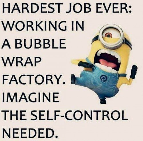 Funny Minion Work: 29 Minion Memes About Work