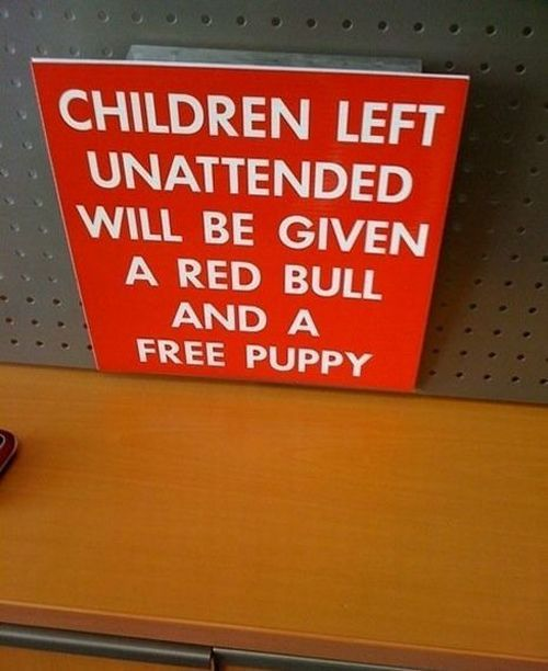 31 funny signs