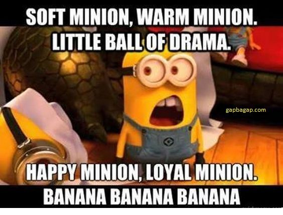 Banana Minions - Funny Minions Memes