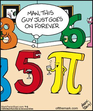 Top 27 Math Jokes
