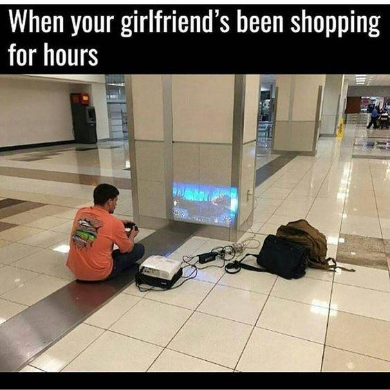 21 Girlfriend Meme
