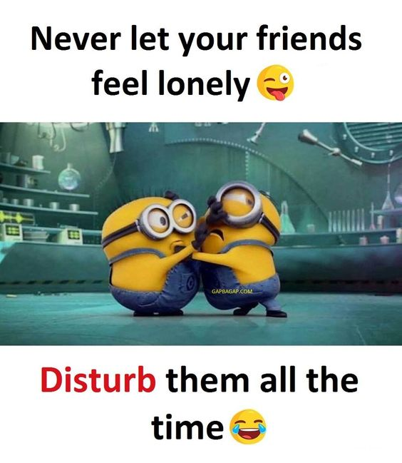 20 Funny Memes about Minions