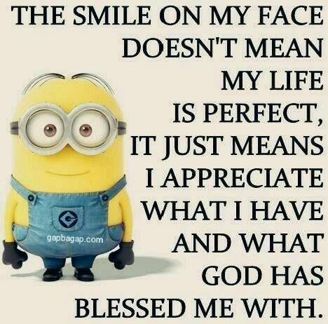 Happy Minions Quotes