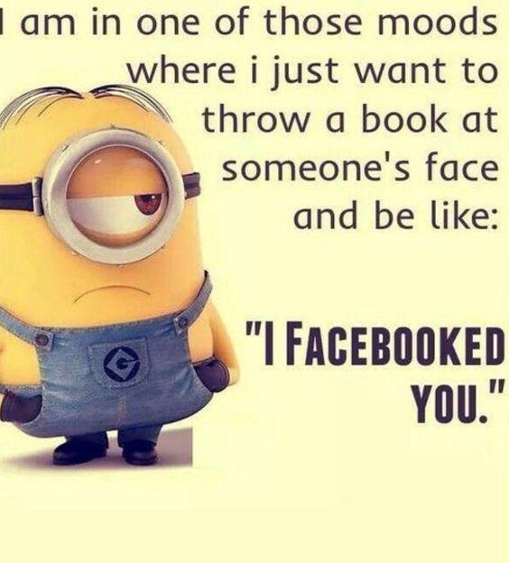 23 Minions Facebook Quotes