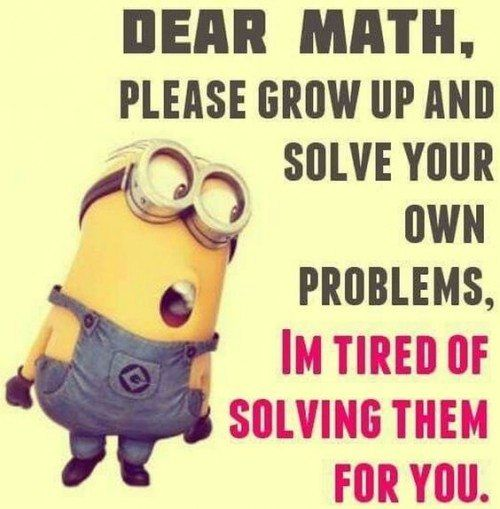 27 Funny Study Quotes – Funny Minions Memes