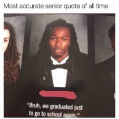 Top 25 Funny Graduation Captions