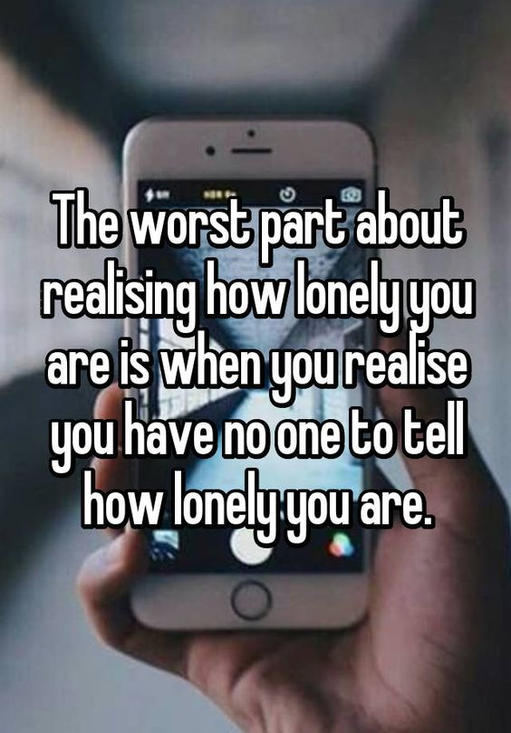 Top 28 Lonely Quotes