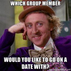 Best 22 Group Memes