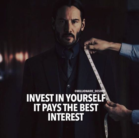 27 Invest in yourself Quotes