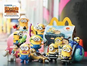 McDonalds Minions