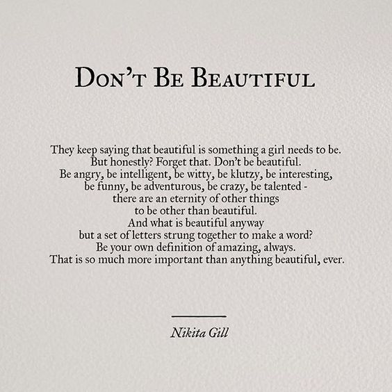Inspirational Quotes On Life: You Are Beautiful Quotes