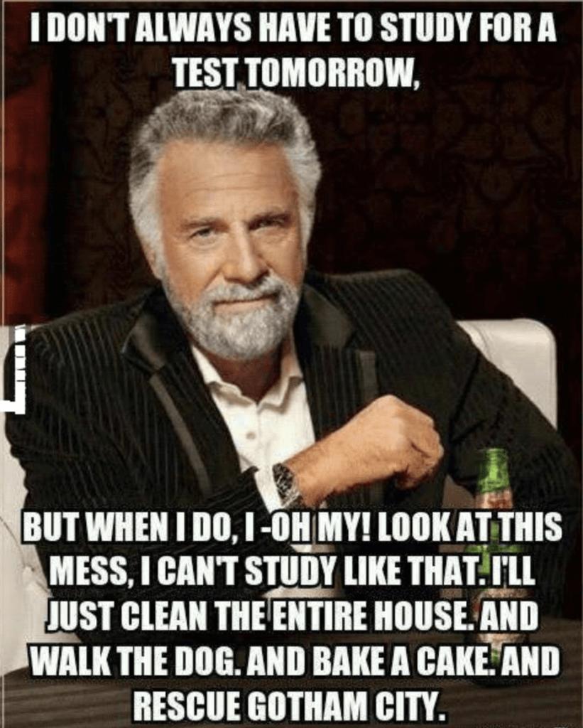 Top 18 finals week meme – Funny Minions Memes
