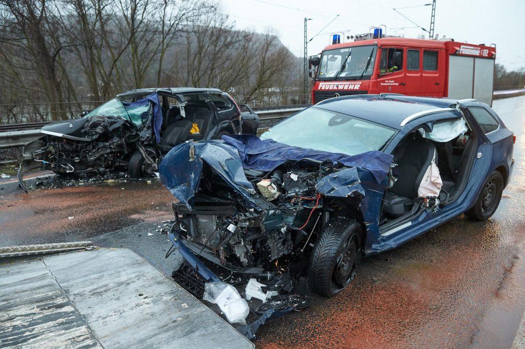 Unfall Biedenkopf Heute