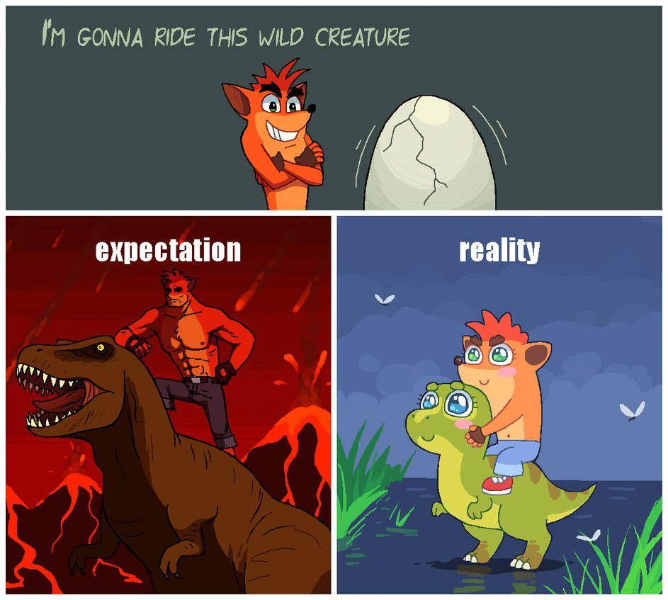 Crash Bandicoot Memes | Funny Minions Memes