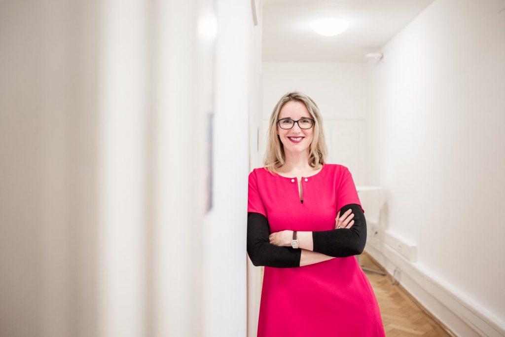 Prof Alena Buyx Kinder