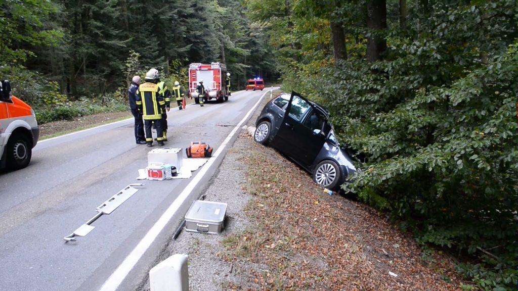 Unfälle Heute